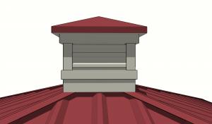 Coverworx Cupola Options