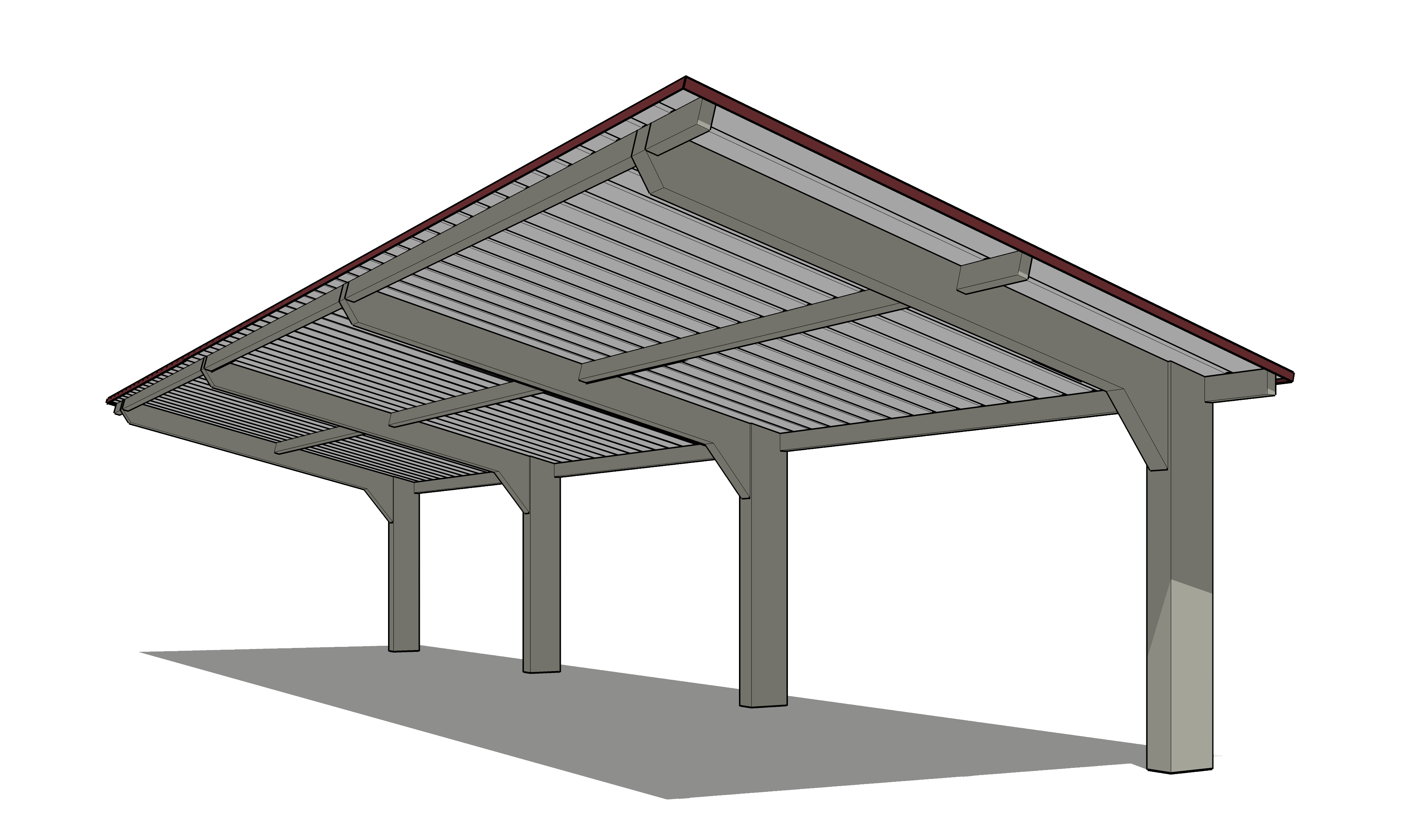 Steelworx Cantilevered Monoslopes Amp Dugouts Coverworx