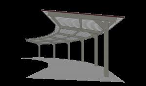 Monoslope Radius Cantilever