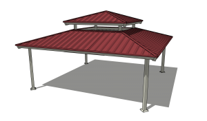 Coverworx Vented Roof Options