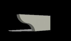 Trellis End Option Scallop