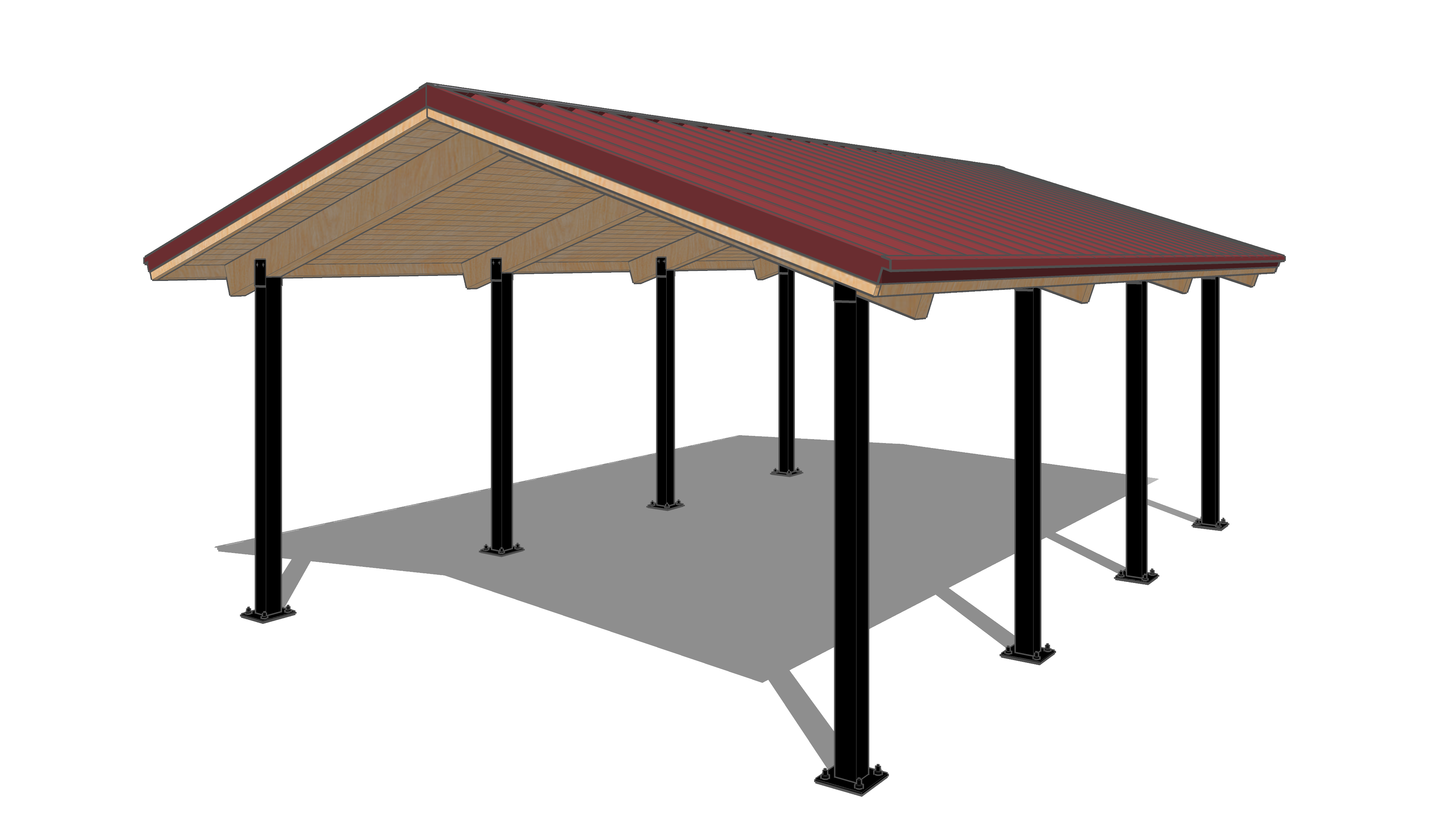 Woodworx Shelters Coverworx