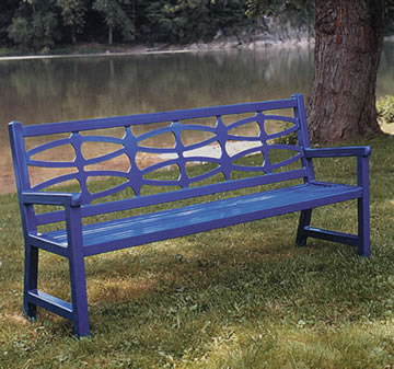 SteetScape bench
